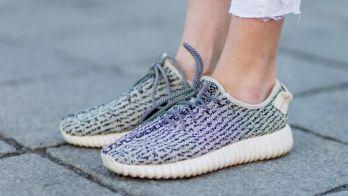 Hässliche Schuhbänder Compressed